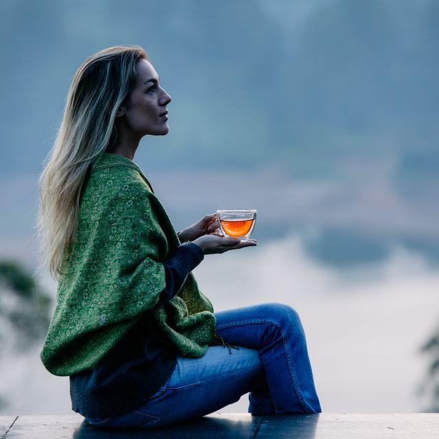 Pití čaje je přínosné pro zdravý životní styl