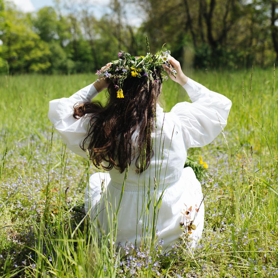 Magické bylinné slunovratové rituály