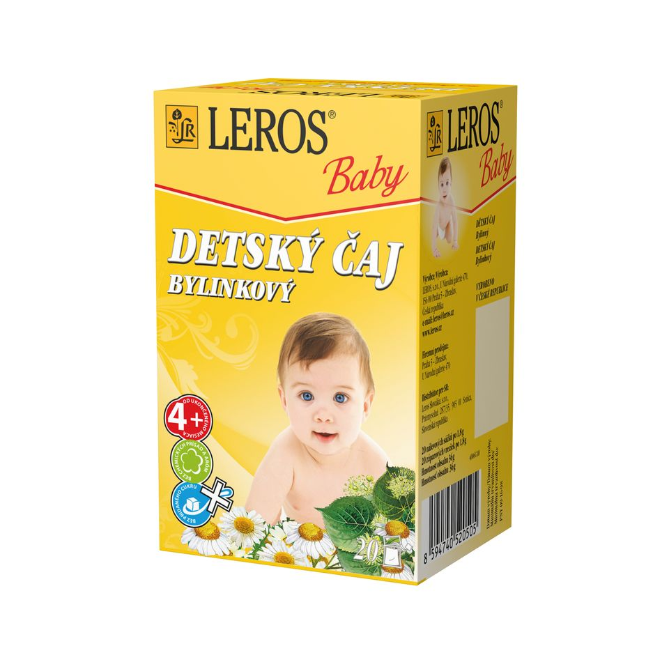Obrázok 1 produktu Detský bylinkový čaj