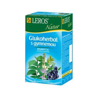 Obrázek 1 produktu Čaj glukoherbal s gymnemou