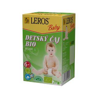 Obrázek 1 produktu Bio dětský bylinkový čaj
