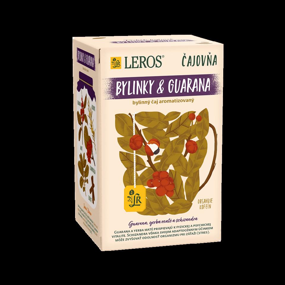 Obrázok 1 produktu Bylinky & guarana