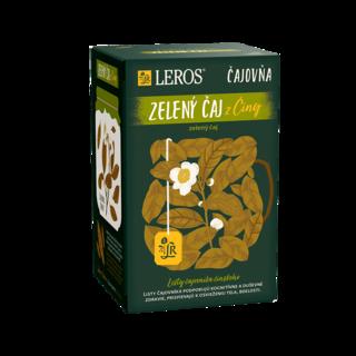 Obrázek 1 produktu Zelený čaj z Číny