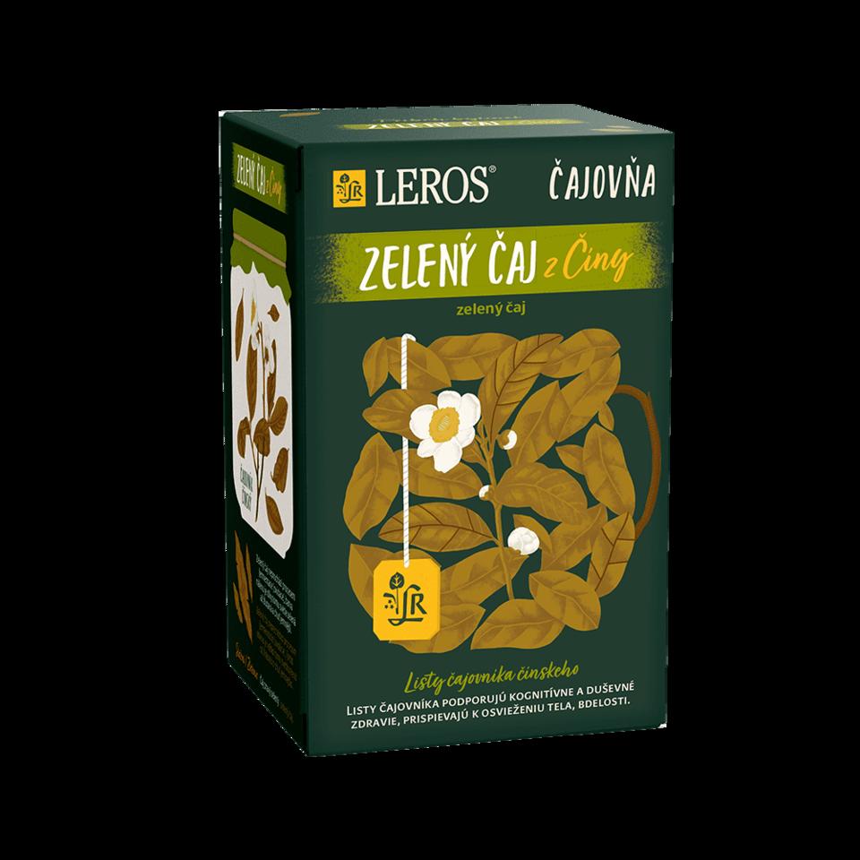 Obrázok 1 produktu Zelený čaj z Číny
