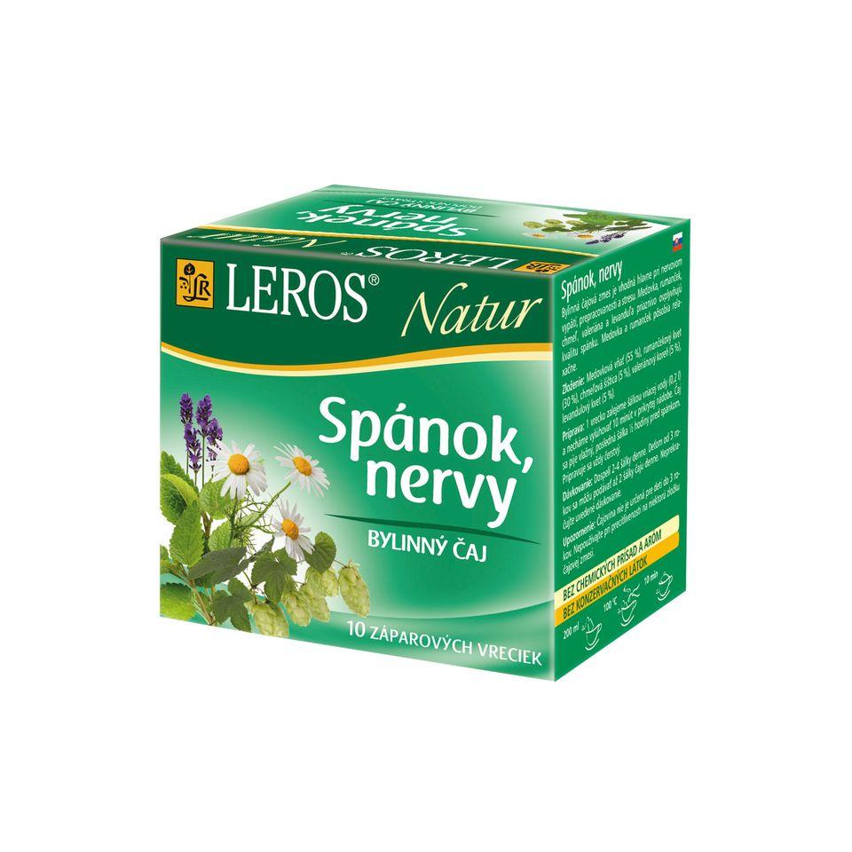 Obrázok 1 produktu Čaj na dobrý spánok a nervy