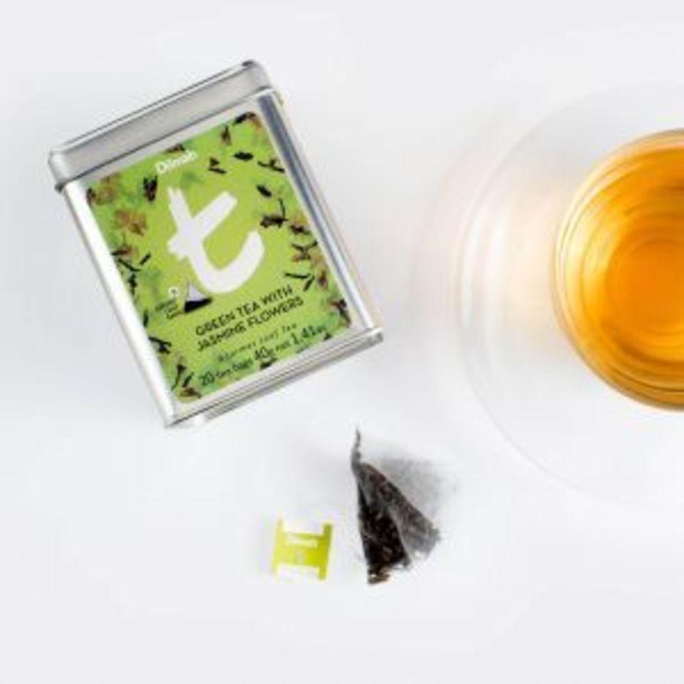 Obrázok 2 produktu Dilmah Green Tea with Jasmine Flowers