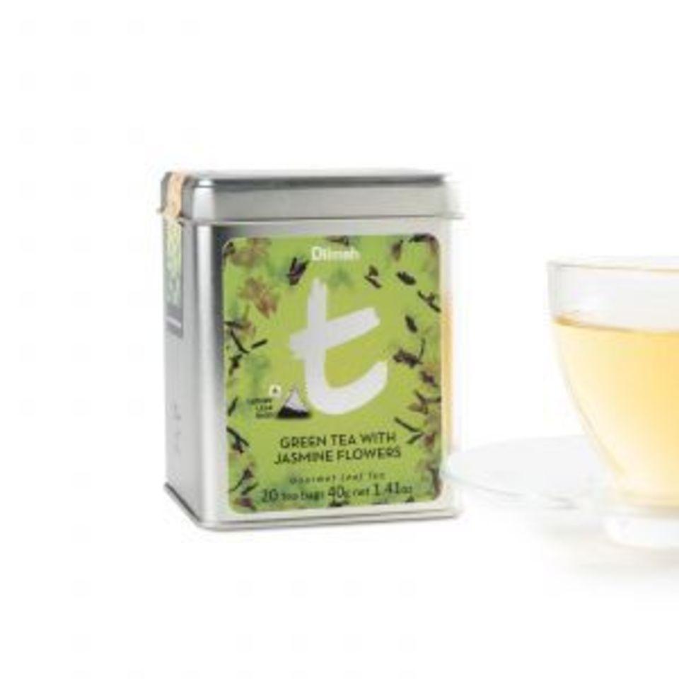 Obrázok 1 produktu Dilmah Green Tea with Jasmine Flowers