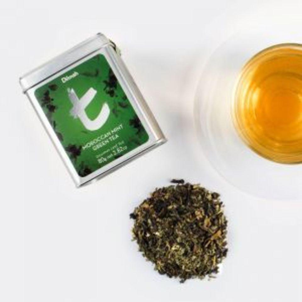 Obrázok 2 produktu Dilmah Moroccan Mint Green Tea sypaný
