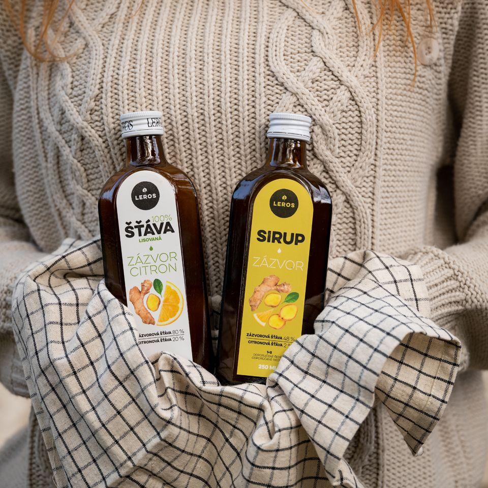Zázvor má stimulační a tonizující účinky, které přispívají k odolnosti proti únavě, podporuje normální trávení a společně s citronem přispívá k přirozené obranyschopnosti.