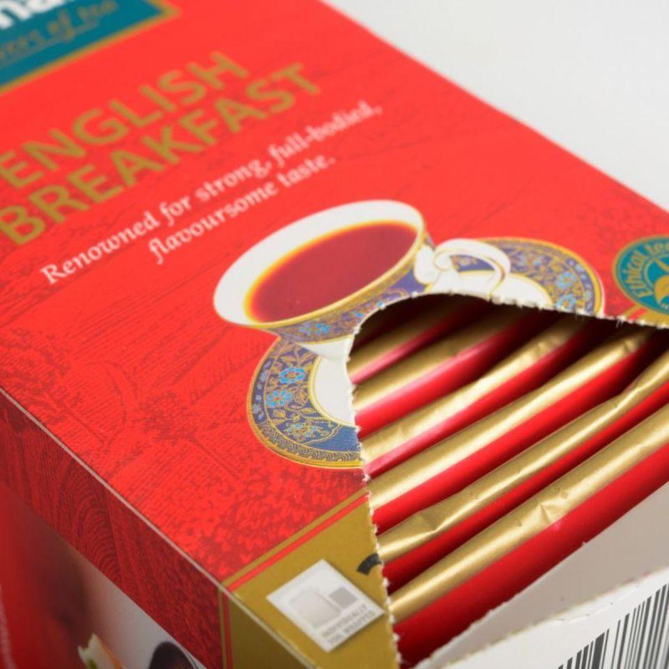 Obrázek 2 produktu ČERNÝ ČAJ ENGLISH BREAKFAST, porcovaný