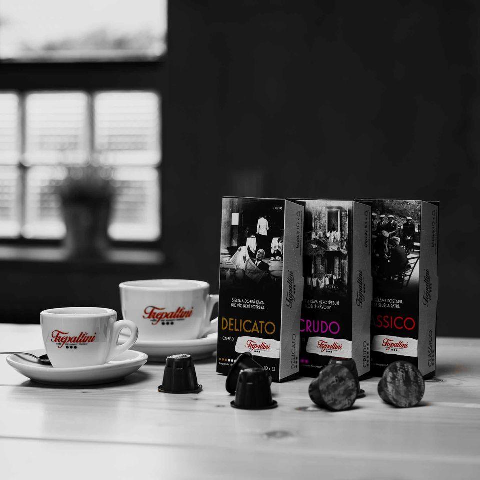 Na míru namíchaná směs arabiky a robusty z kávových zrn z Kolumbie, Brazílie a Indie. Káva s plným tělem a nízkou kyselostí, která překvapí výraznou chutí a intenzivním aroma. Chuť můžete očekávat středně hořkou s tóny kakaa a dozvuky sušeného ovoce. Káva je středně pražená. Ideální pro přípravu klasického italského espressa.