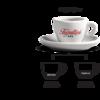 Vyberte si z našich doplňků a obohaťte svou domácnost o kvalitní porcelán přímo z Itálie. Ideální dárek pro kávové fajnšmekry.