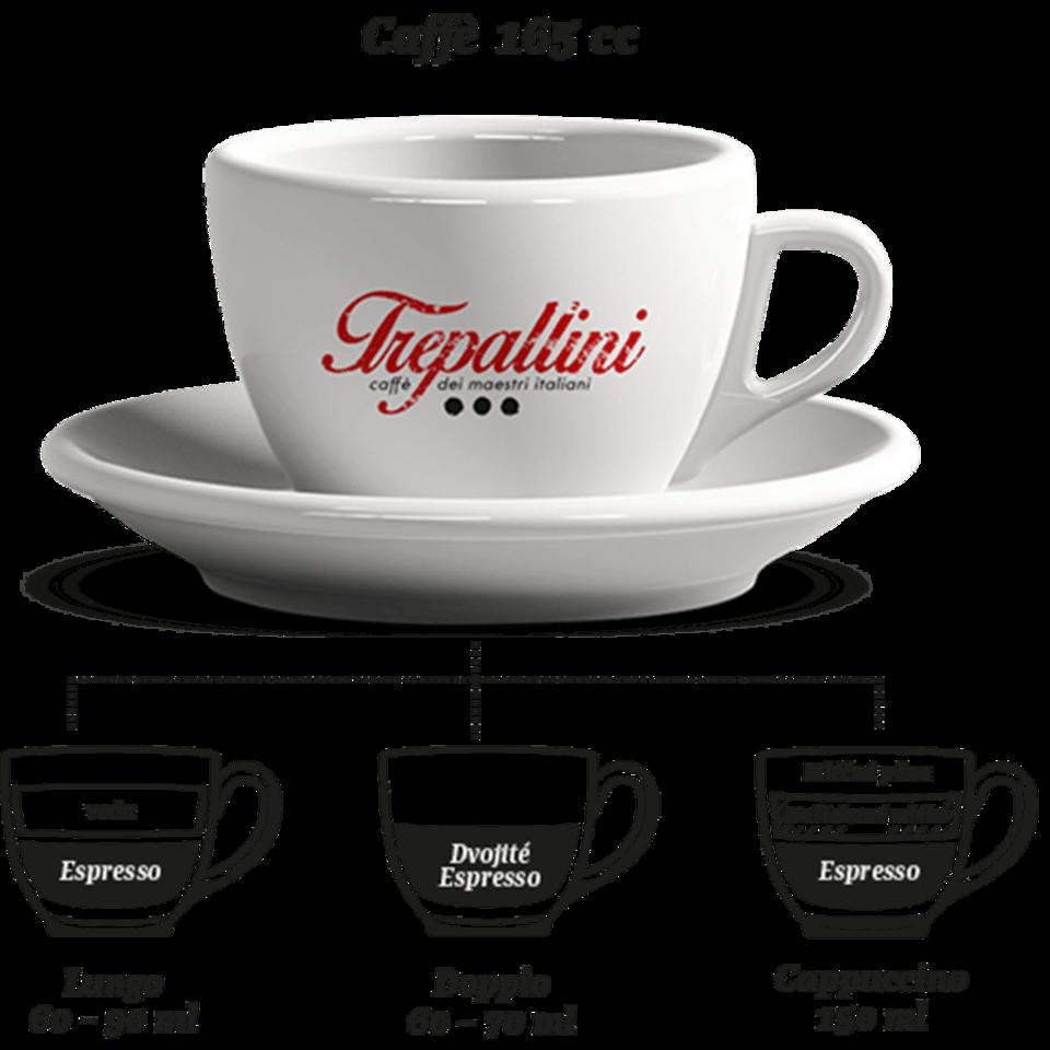 Vyberte si z našich doplnkov a obohaťte svoju domácnosť o kvalitný porcelán priamo z Talianska. Ideálny darček pre kávových fajnšmekrov.