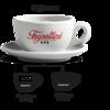 Obrázok 1 produktu TREPALLINI caffe latte šálka a podšálka