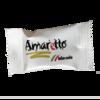 Pravé italské sušenky amarettini ze šlehaných bílků s jemně nahořklou chutí a vůní meruňkových jader. Tyto křehké mandlové sušenky se skvěle hodí ke kávě. Ale vychutnat si je můžete stejně dobře i samotné.