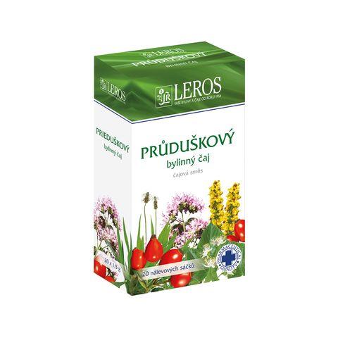 Obrázek produktu Průduškový bylinný čaj farmaceutické kvality