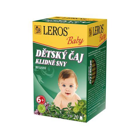 Obrázek produktu Dětský čaj pro klidné sny