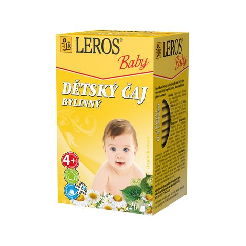Obrázek produktu Dětský bylinkový čaj