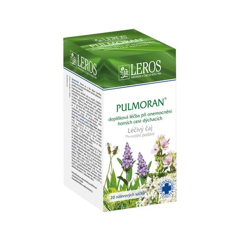 Obrázok produktu Farmaceutický liečivý čaj Pulmoran
