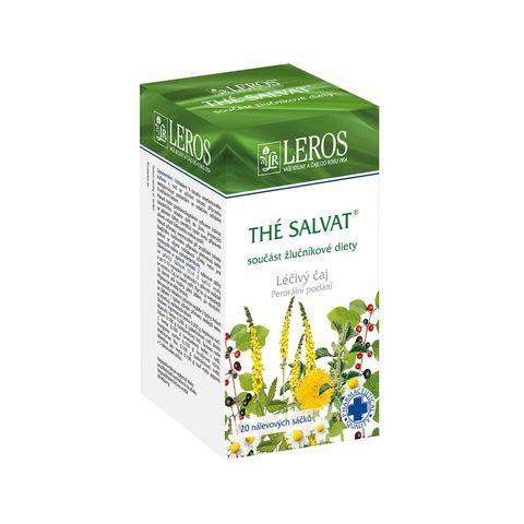 Obrázok produktu Farmaceutický liečivý čaj The Salvat