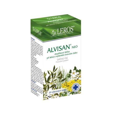 Obrázek produktu Farmaceutický léčivý čaj Alvisan NEO