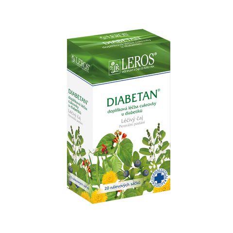 Obrázek produktu Farmaceutický léčivý čaj Diabetan