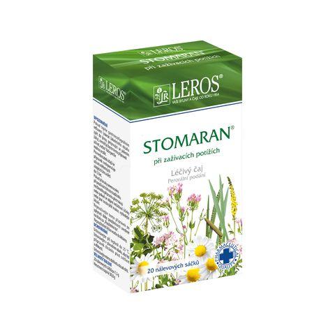Obrázek produktu Farmaceutický léčivý čaj Stomaran