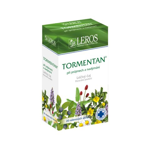 Obrázek produktu Farmaceutický léčivý čaj Tormentan