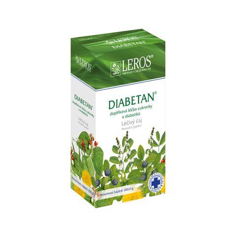Obrázek produktu Farmaceutický léčivý čaj Diabetan sypaný