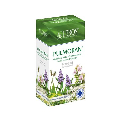 Obrázek produktu Farmaceutický léčivý čaj Pulmoran sypaný