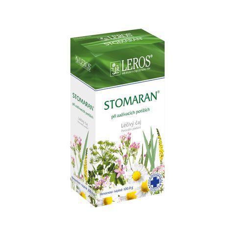 Obrázek produktu Farmaceutický léčivý čaj Stomaran sypaný