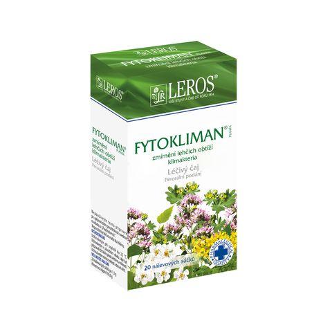 Obrázek produktu Farmaceutický léčivý čaj Fytokliman Planta