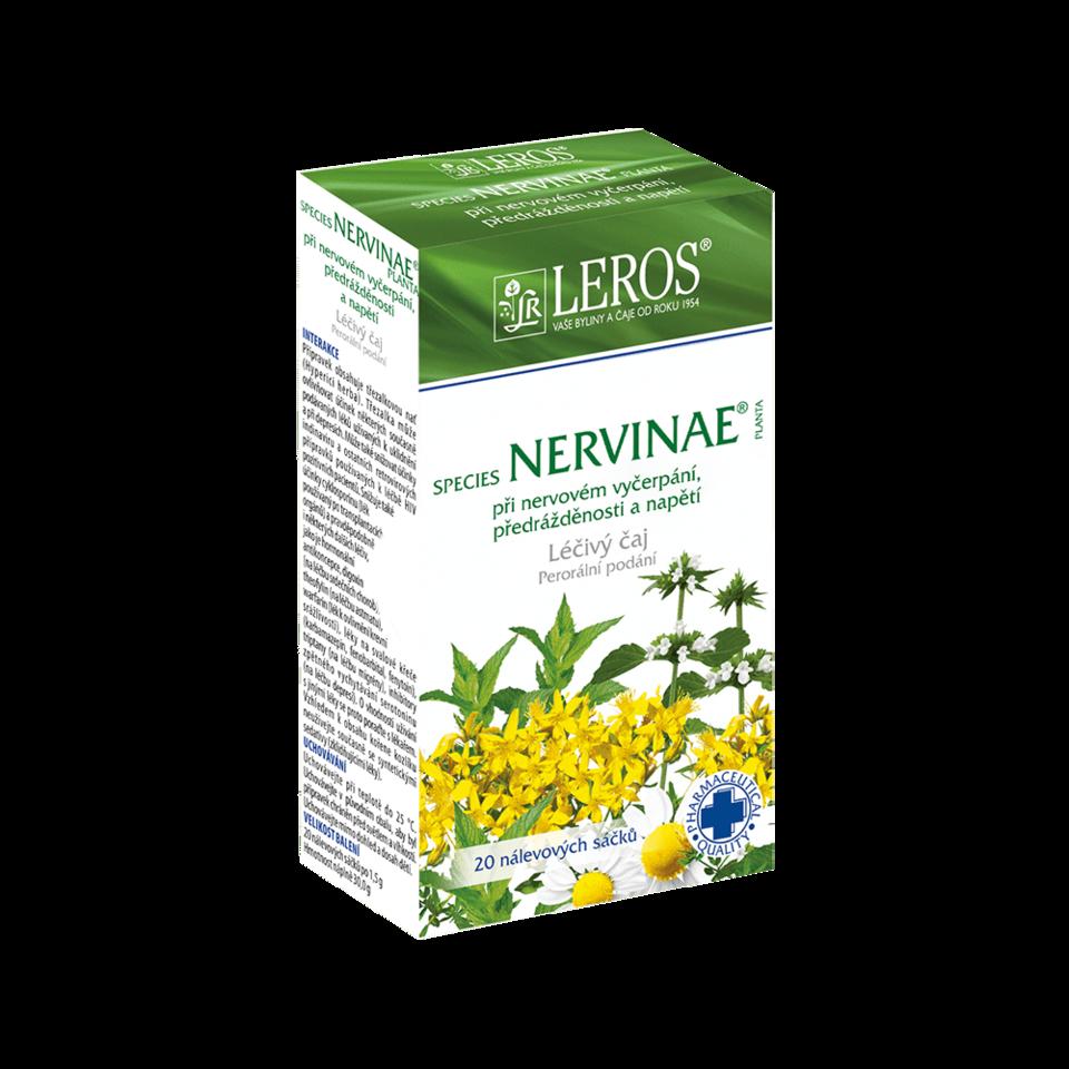 LEROS Species nervinae Planta