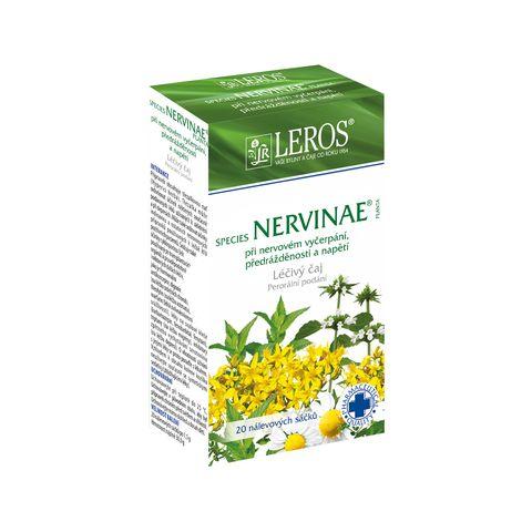 Obrázek produktu Farmaceutický léčivý čaj  Species nervinae Planta