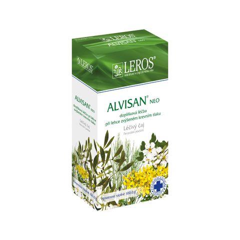 Obrázek produktu Farmaceutický léčivý čaj Alvisan NEO sypaný