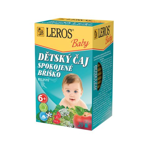 Obrázek produktu Dětský čaj pro spokojené bříško