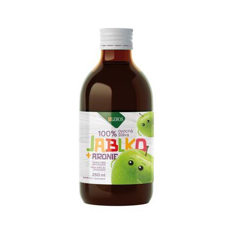 Obrázek produktu Dětská 100% šťáva jablíčko s aronií