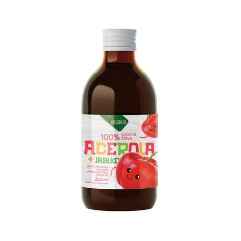 Obrázok produktu Detská 100 % šťava acerola s jabĺčkom