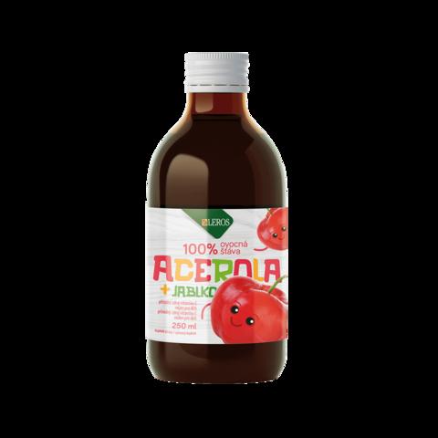 Obrázek produktu Dětská 100% šťáva acerola s jablíčkem