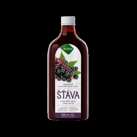 Obrázok produktu Šťava baza čierna