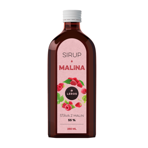 Obrázek produktu Sirup malina