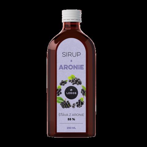 Obrázek produktu Sirup aronie