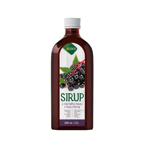 Obrázek produktu Sirup černý bez