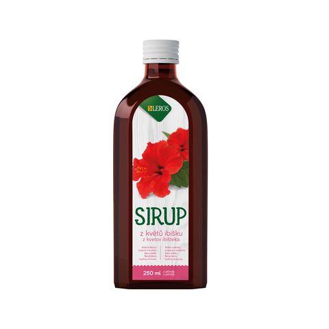 Obrázek produktu Sirup ibišek