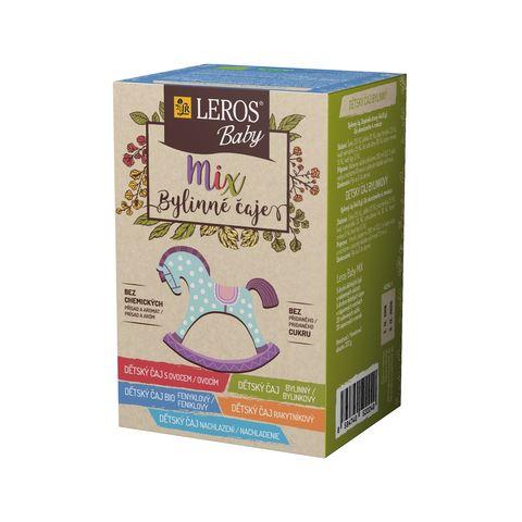 Obrázek produktu Mix dětských čajů