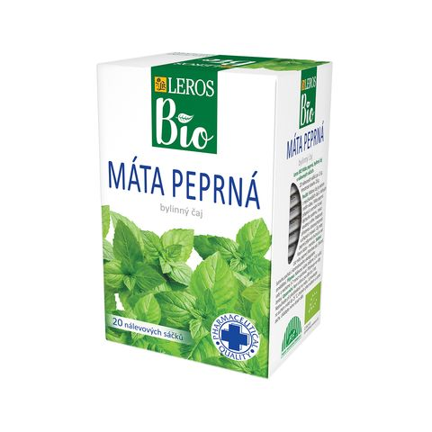 Obrázek produktu Bio Máta peprná