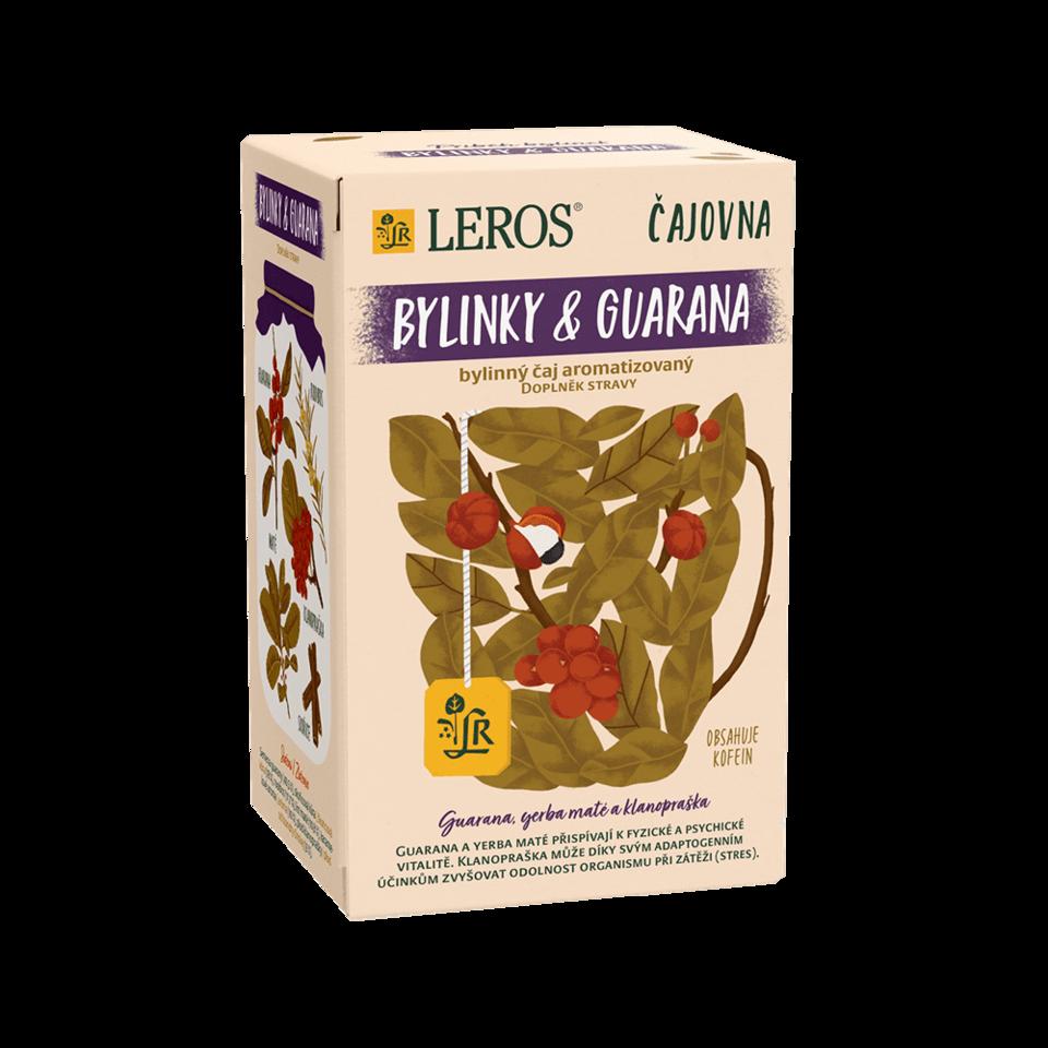 LEROS Bylinky & guarana
