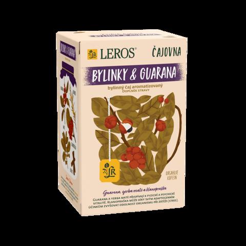 Obrázok produktu Bylinky & guarana