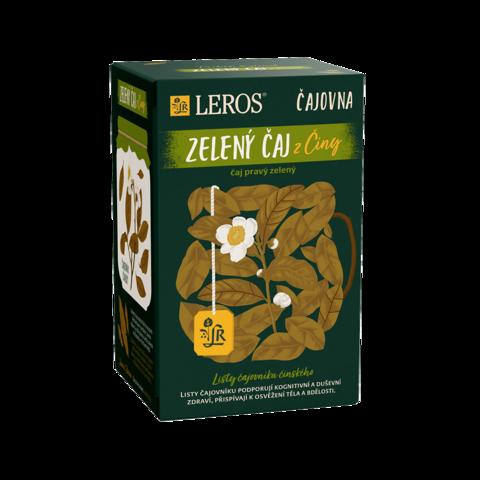 Obrázek produktu Zelený čaj z Číny