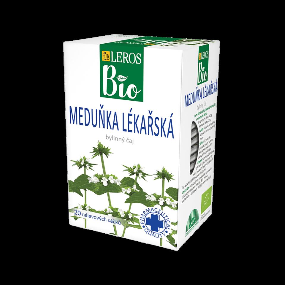 LEROS Bio Meduňka lékařská